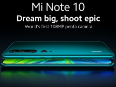 Xiaomi Mi Note 10 is the Mi CC9 Pro