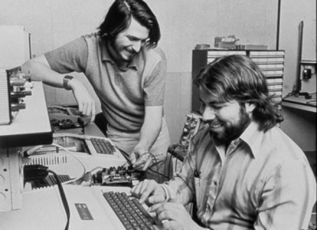 Apple has slipped behind in new designs says Woz