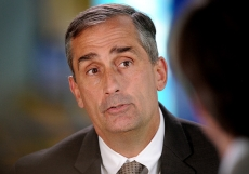 Intel boss banked $11.2 million last year