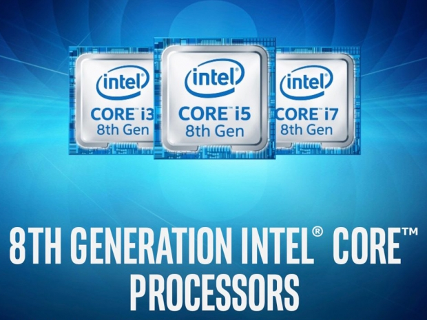 Intel Core i7-8720HQ Coffee Lake spotted online