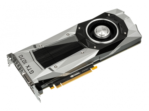 Nvidia Geforce GTX 1070 Founders Edition review