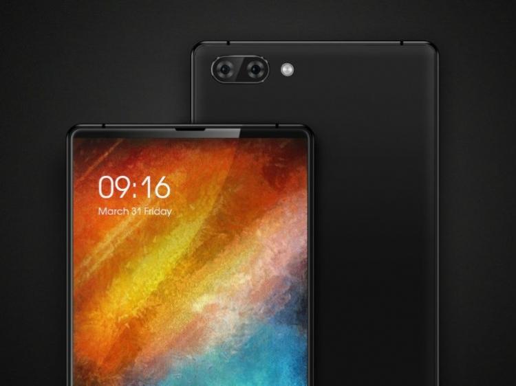 Maze Alpha Is Another Bezel Less Phone