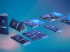 Intel worked on foldable display