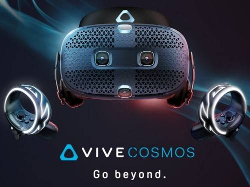 HTC goes after Oculus Rift S with new Vive Cosmos
