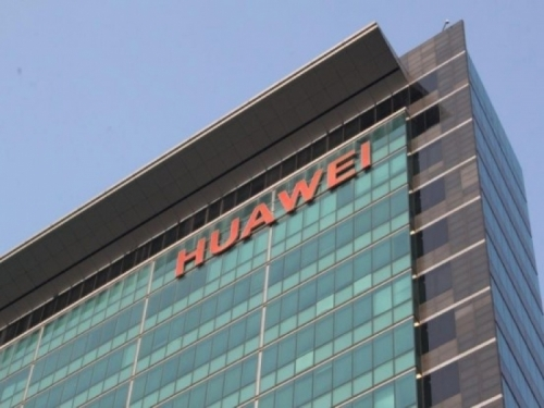 Huawei posts 5.6 percent rise in 2019 profit.
