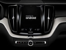 Volvo to get Intel-based infotainment with Android P OS