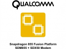 Snapdragon 855 is the only AP for 5G