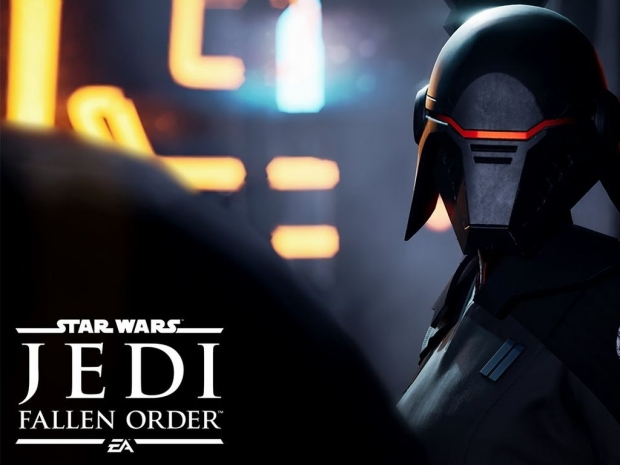 EA officially teases Star Wars Jedi: Fallen Order game