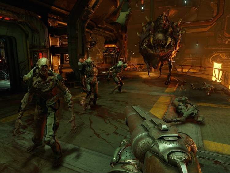 Doom 4 multiplayer starts soon