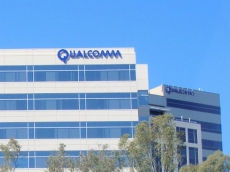 Qualcomm met with Broadcom