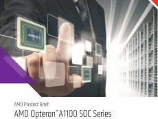 AMD launches Opteron A1100 Seattle