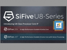 SiFive launches U8 series core