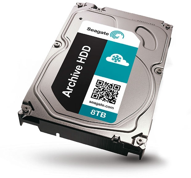 Seagate Archive HDD v2 8TB ships soon