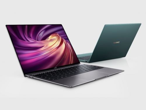 Huawei unveils new high-end MateBook X Pro