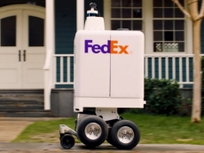 FedEx asked Segway inventor to come up with a delivery robot