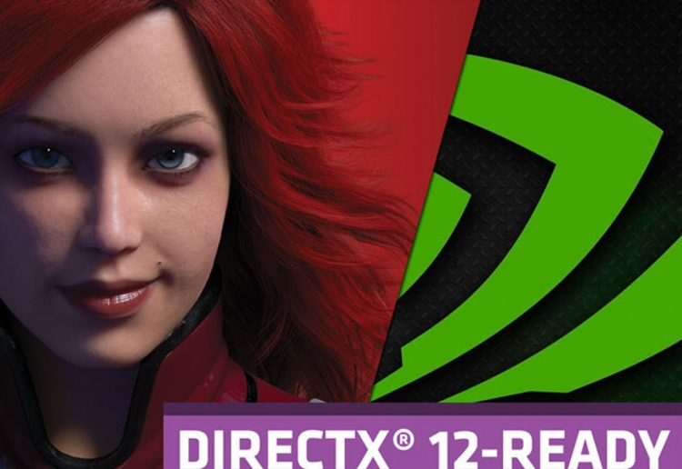 Most DX12 games partnered with AMD
