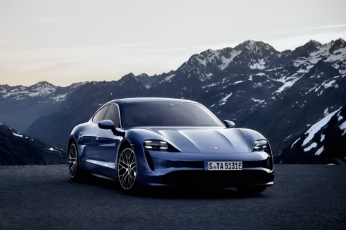 Porsche releases $150,900 electric tin can