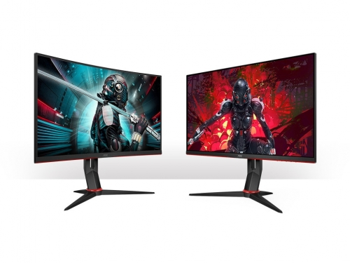AOC rolls out two new 27-inch G2 gaming monitors