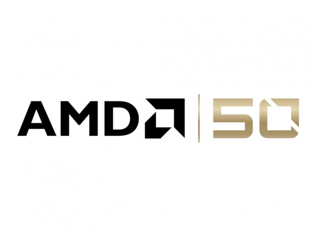 AMD 50th Anniversary CPU and GPU spotted online