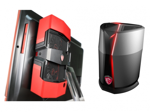 MSI unveils new gaming AiO and gaming PC at CES 2016