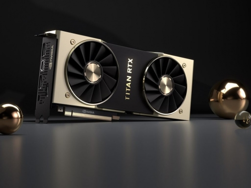 Nvidia unleashes the 130 TFLOPs Titan RTX