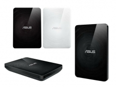 Asus Wireless Duo drive offers brains and good looks