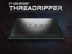 AMD Ryzen Threadripper 2000 packaging smiles for the camera