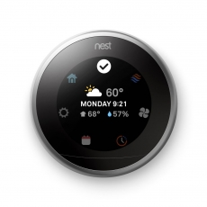 3rd Generation Thermostat Launched