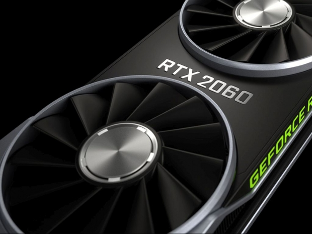 Nvidia announces the Geforce RTX 2060