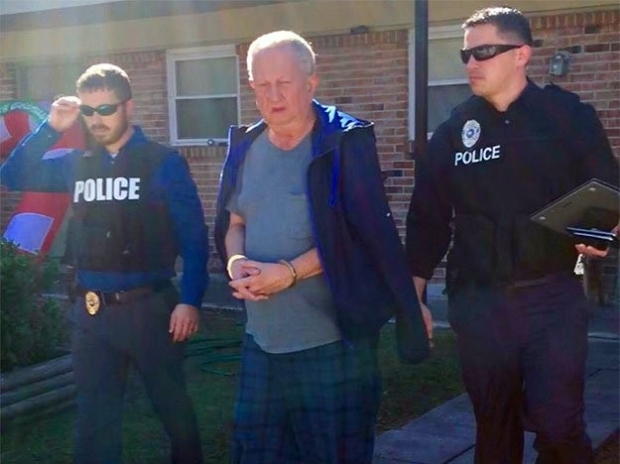 """Nigerian Prince"" arrested in Florida"