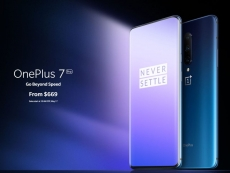 OnePlus officially unveils the new OnePlus 7 series