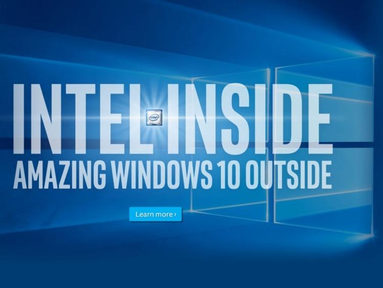 driver update windows 10 intel