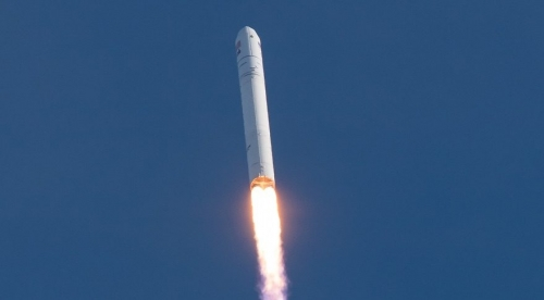 Northrop Grumman has successful space launch
