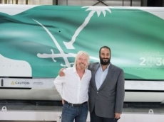 Branson steps down from role as chairman of Virgin Hyperloop