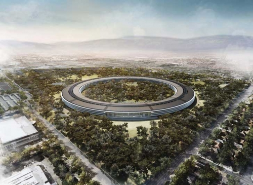 Apple claimed its billion dollar buildings were worth just $200