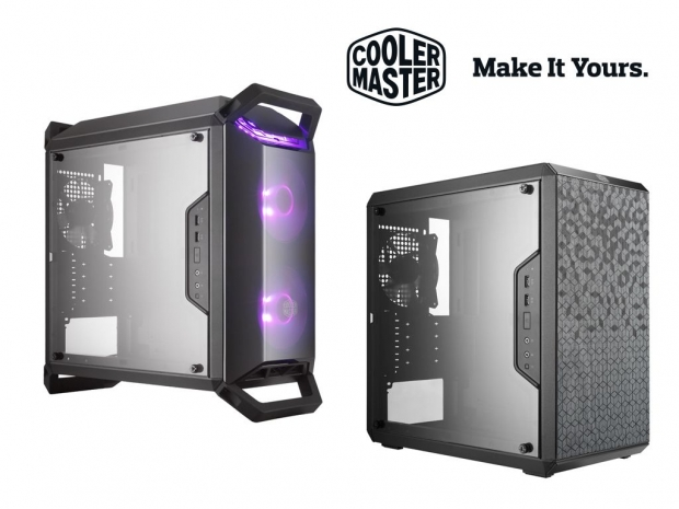 Cooler Master MasterBox Q300 series PC case now available