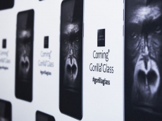 Corning unveils its latest Gorilla Glass