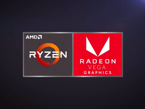 AMD Ryzen with Radeon Vega APUs now available