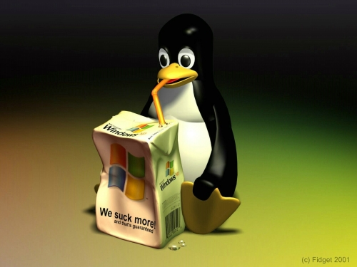 Linux winning battle against Windows