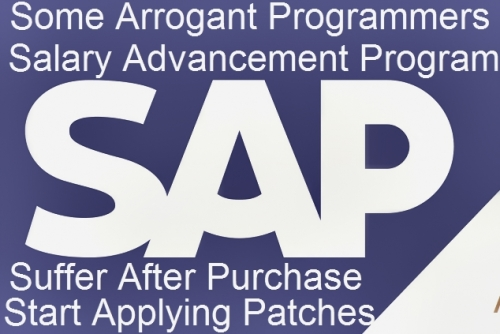 SAP needs to listen more to its customers