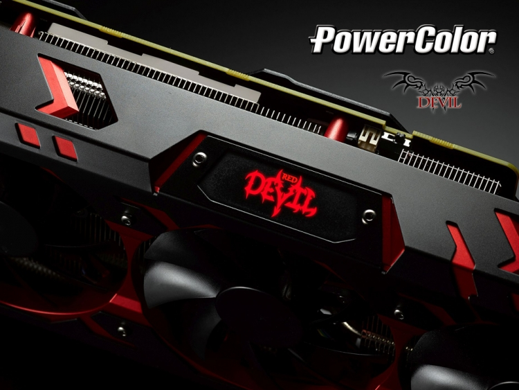 Powercolor Teases Custom Rx Vega 64 Red Devil