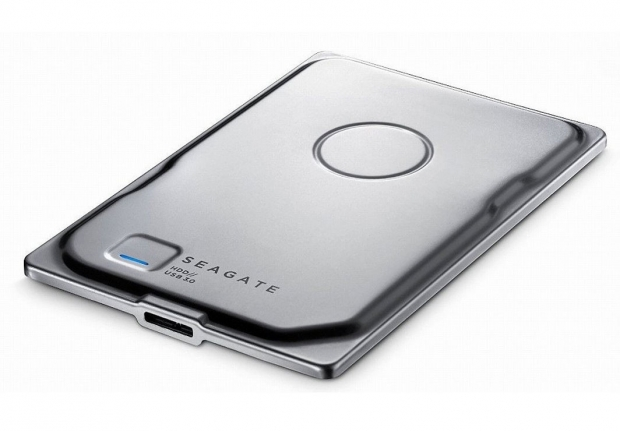 Seagate puts 750GB in portable hard-drive