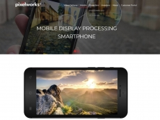 Pixelworks Iris 5 to improve future smartphone displays