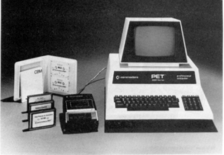 Commodore PET is back