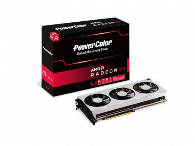 Powercolor confirms it won't make a custom Radeon VII