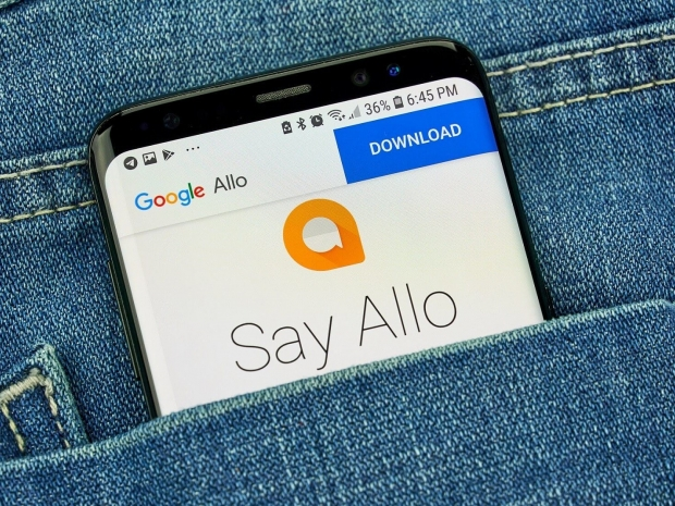 Google says ciao to Allo