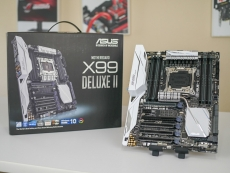 ASUS announces new and refreshed X99 Signature series lineup