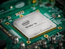 Intel begins production of Stratix 10 chip